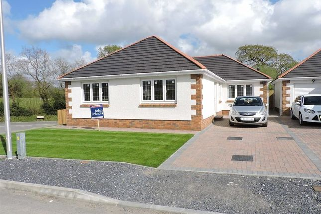 Detached bungalow for sale in Clos Nant-Y-Ci, Saron, Ammanford