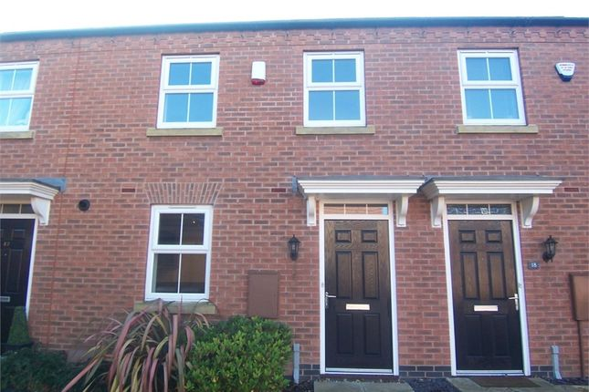 Thumbnail Terraced house to rent in Sunstone Grove, Sutton-In-Ashfield, Nottinghamshire