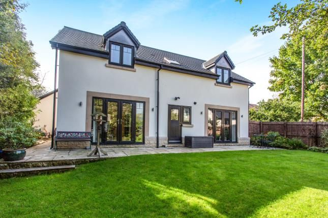 Thumbnail Detached house for sale in Kinnaird Gardens, Buxton, Derbyshire