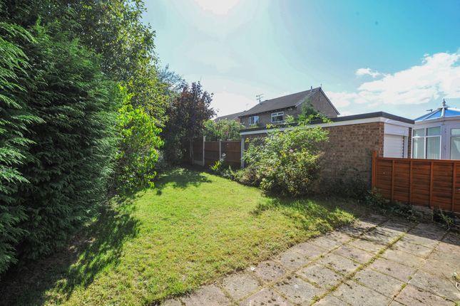 Exterior of Watkinson Gardens, Waterthorpe, Sheffield S20