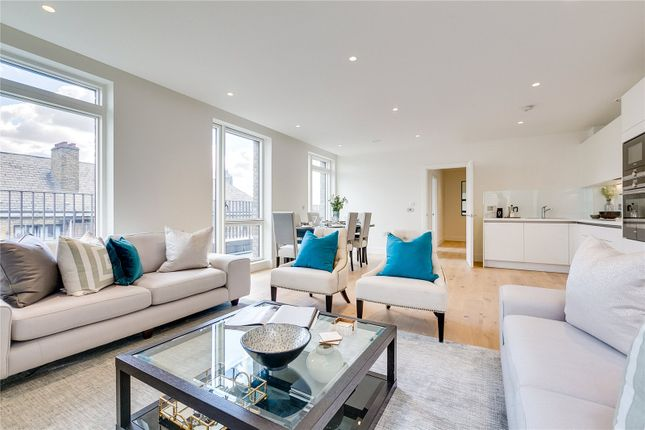 Thumbnail Flat for sale in Atrium Apartments, 12 West Row, London