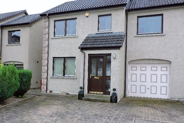 Thumbnail Semi-detached house to rent in Pitmedden Mews, Dyce, Aberdeen