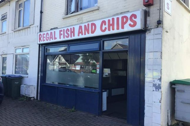 Restaurant/cafe for sale in Chichester Road, North Bersted, Bognor Regis