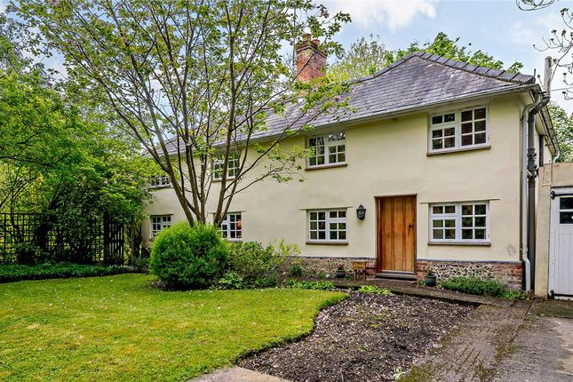 Thumbnail Detached house for sale in Assington Green, Stansfield, Suffolk
