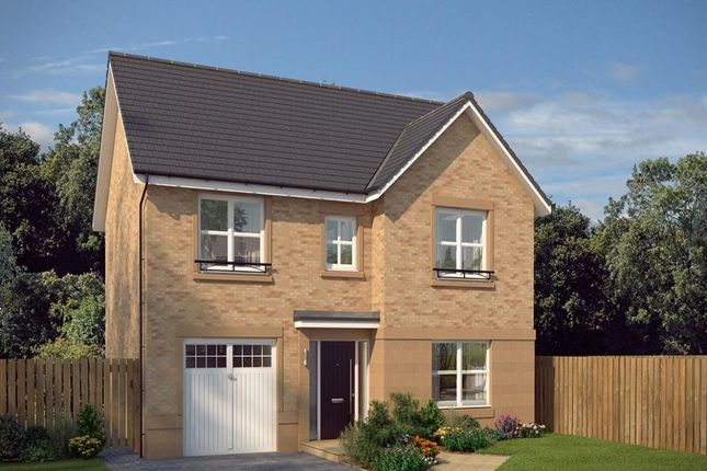Thumbnail Detached house for sale in The Norbury, Hawthornden Cochrina Place, Rosewell