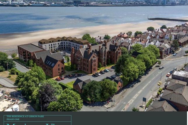 Block of flats for sale in Mariners View, Royden Avenue, New Brighton, Merseyside CH44