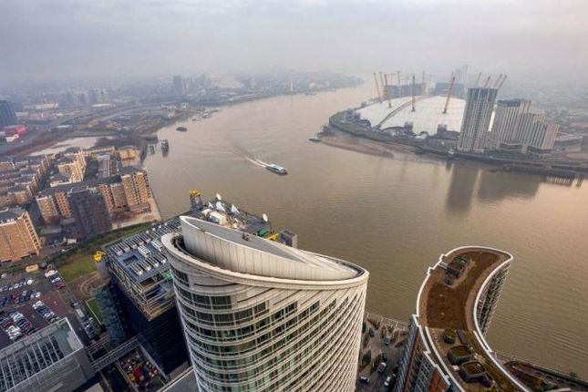 2 bed flat for sale in Charrington Tower, Canary Wharf, London