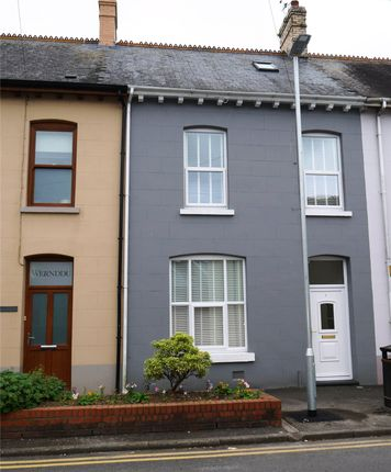 Thumbnail Terraced house for sale in King Edward Street, Whitland, Sir Gaerfyrddin