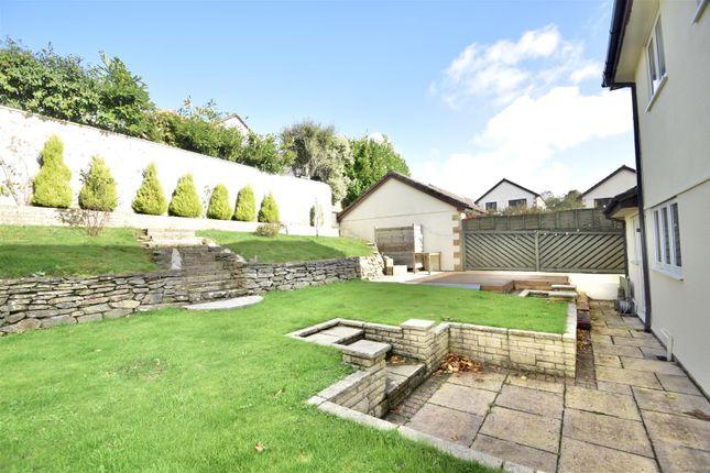 Rear Garden of Old Well Gardens, Penryn TR10
