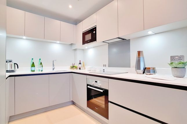 Thumbnail Flat for sale in Leytonstone Road, Stratford, London.