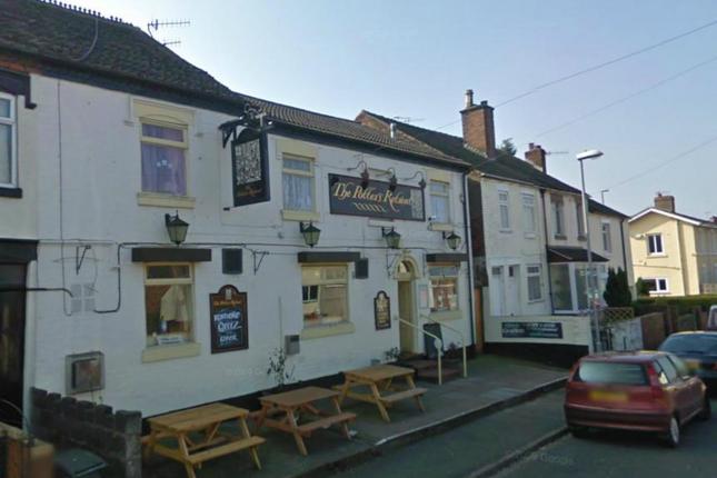 Thumbnail Pub/bar for sale in Freehold Russell Street, Dresden, Stoke On Trent