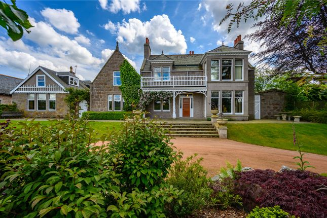 Thumbnail Detached house for sale in Turlundie Lodge, Charlestown Road, Aboyne, Aberdeenshire