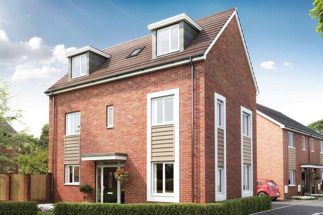 Thumbnail Detached house for sale in Tayleur Leas Development, Newton-Le-Willows, Warrington