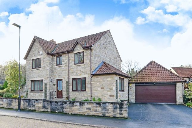 Thumbnail Detached house for sale in Abbey Lane Dell, Beauchief, Sheffield