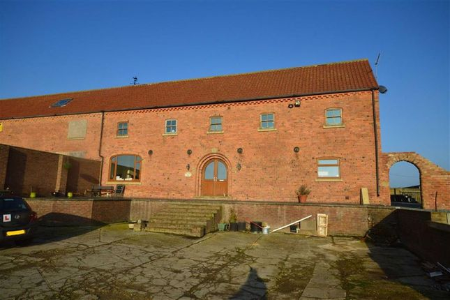 Thumbnail Barn conversion for sale in East Hill Barn, Hornsea Road, Aldbrough
