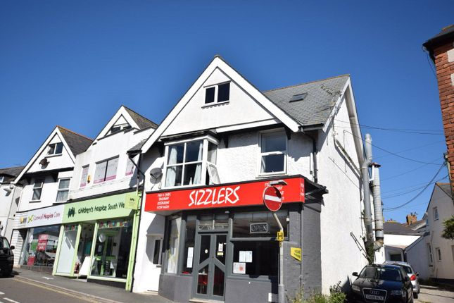 Thumbnail Maisonette for sale in Princes Street, Bude