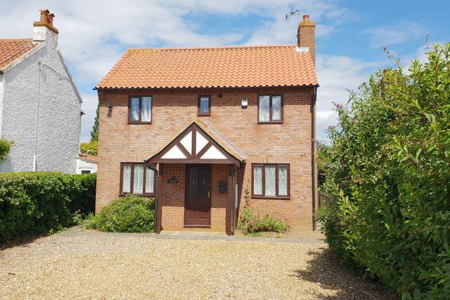 Thumbnail Detached house for sale in Holme Next The Sea, Hunstanton, Norfolk
