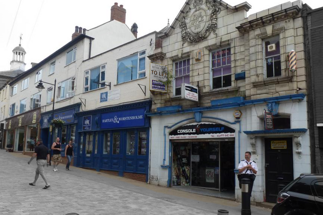 Thumbnail Retail premises for sale in Gillygate, Pontefract