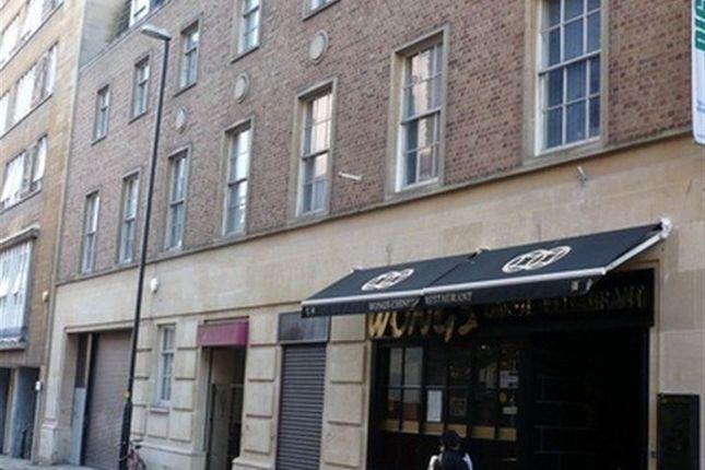 Thumbnail Flat to rent in Denmark Street, Bristol
