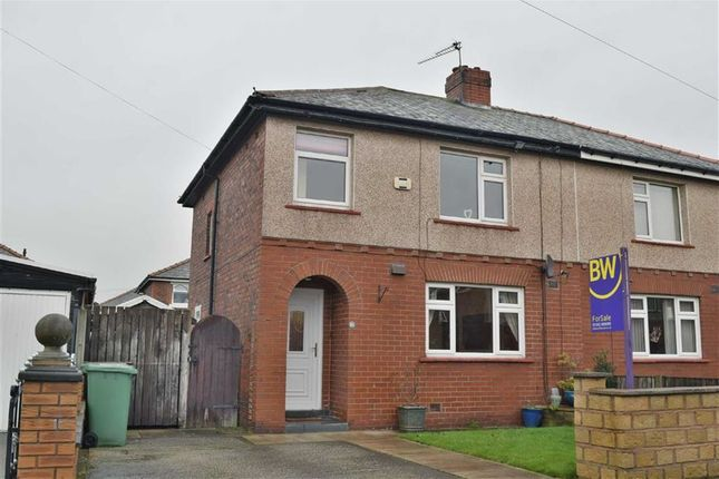 Semi-detached house for sale in Malton Road, Mosley Common, Manchester