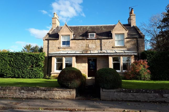 Thumbnail Detached house for sale in Station Road, Conon Bridge