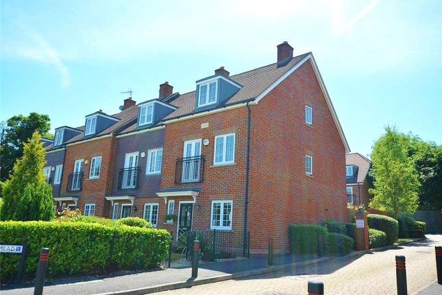 Thumbnail End terrace house to rent in Bournemead, Bushey, Hertfordshire