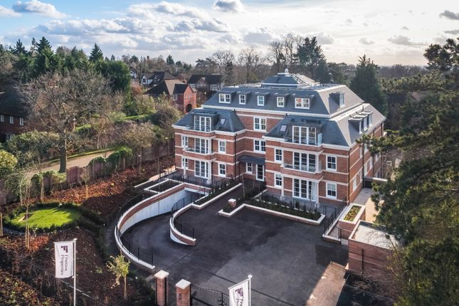 Thumbnail Flat for sale in Apartment 4, The Hudson, 32 Eastbury Avenue, Northwood, Middlesex