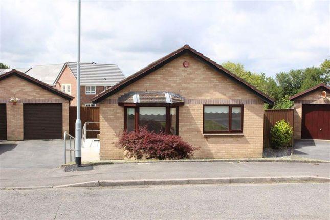 Thumbnail Detached bungalow for sale in Clos Y Morfa, Gorseinon, Swansea