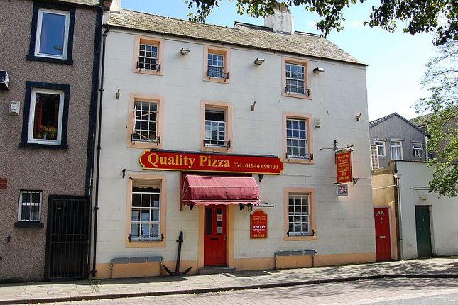 Thumbnail Retail premises for sale in Strand Street, Whitehaven