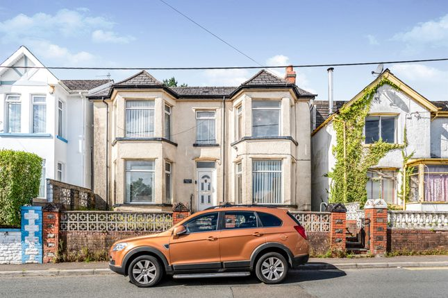 Thumbnail Detached house for sale in Southend Terrace, Pontlottyn, Bargoed
