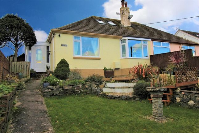 3 bed semi-detached bungalow for sale in Marldon Road, Paignton