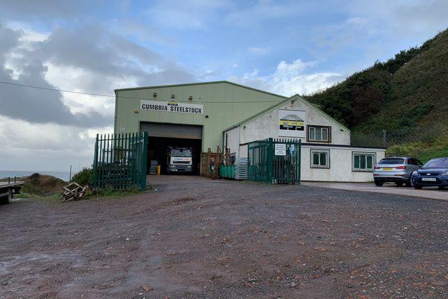 Thumbnail Industrial for sale in William Pitt Industrial Estate, Whitehaven, Cumbria