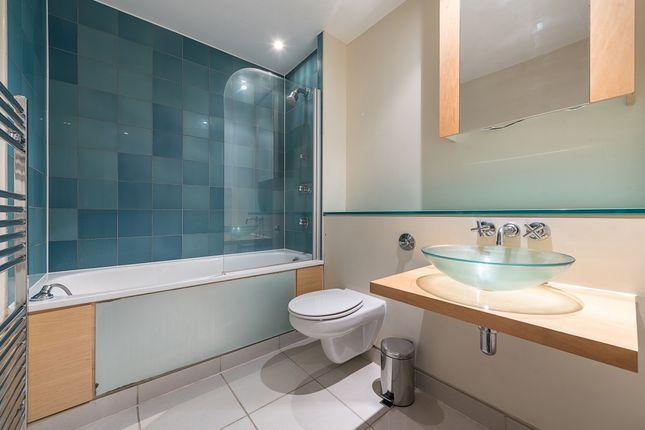 Bathroom of South Wharf Road, London W2