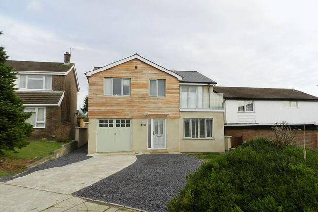 Thumbnail Detached house for sale in Church View, Laleston, Bridgend