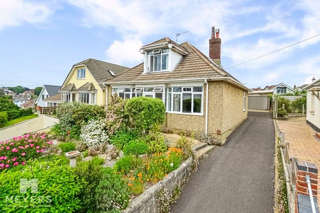 Thumbnail Bungalow for sale in Langdon Road, Lower Parkstone, Poole