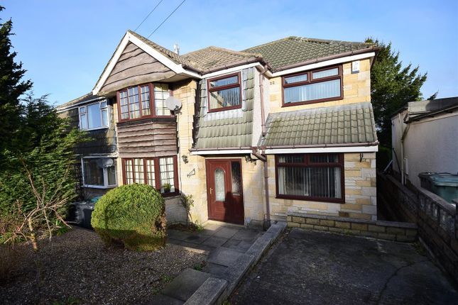 Thumbnail Detached house for sale in Windermere Road, Great Horton, Bradford