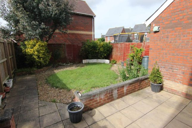 Garden of Old Mill Way, Weston Village, Weston-Super-Mare BS24