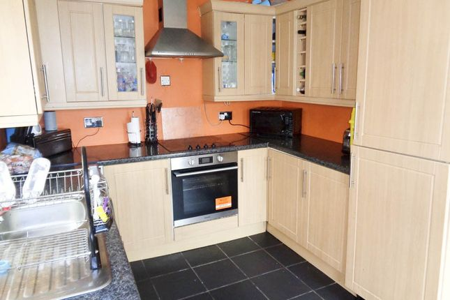 Thumbnail End terrace house for sale in Ystrad -, Pentre