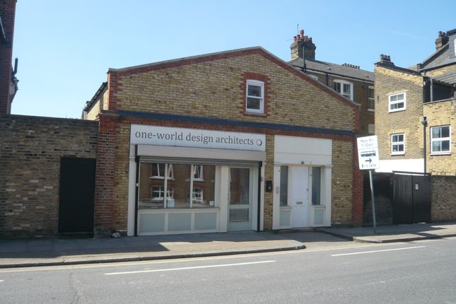 Thumbnail Office for sale in 75 Broughton Street, Battersea