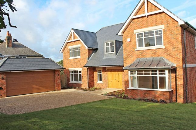 Thumbnail Detached house for sale in Whitby Road, Milford On Sea, Lymington