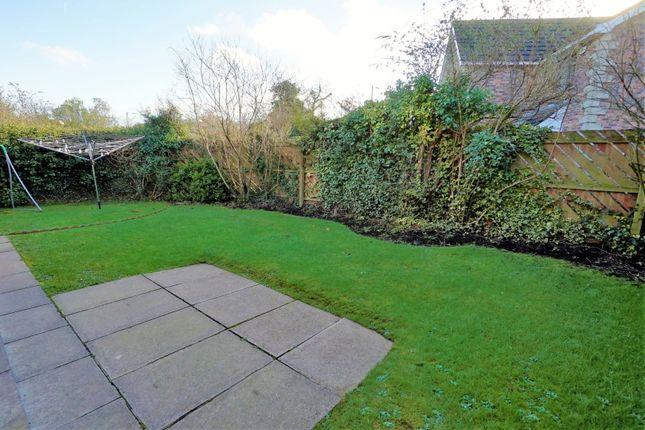 Rear Garden of Ardvanagh Close, Newtownards BT23