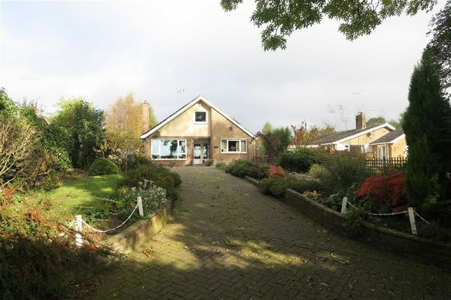 Thumbnail Detached bungalow for sale in Old Lane, Dead Mans Green, Checkley