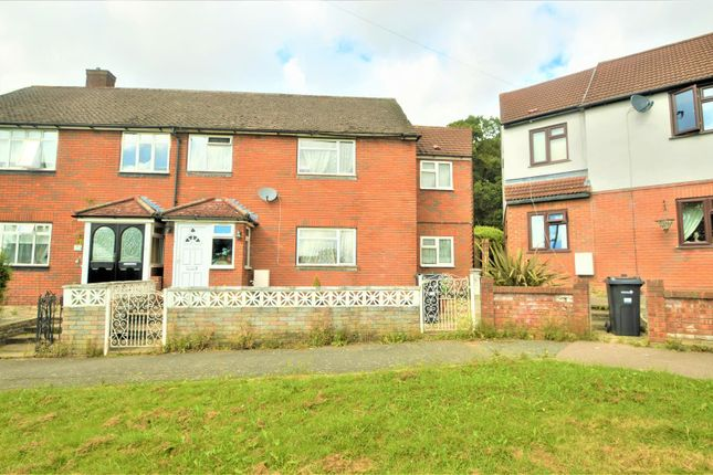 Thumbnail Semi-detached house for sale in Brocket Close, Chigwell