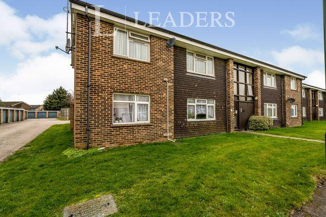 2 bed flat to rent in Shamrock Close, Chichester PO19