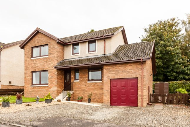 Thumbnail Detached house for sale in Fordyce Way, Auchterarder