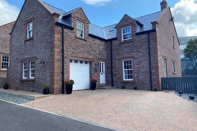 Thumbnail Detached house for sale in Mariners Way, Hensingham, Whitehaven