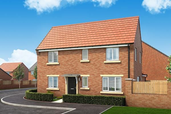 "Thumbnail Property for sale in ""The Kent At Fairway"" at Mcmullen Road, Darlington"