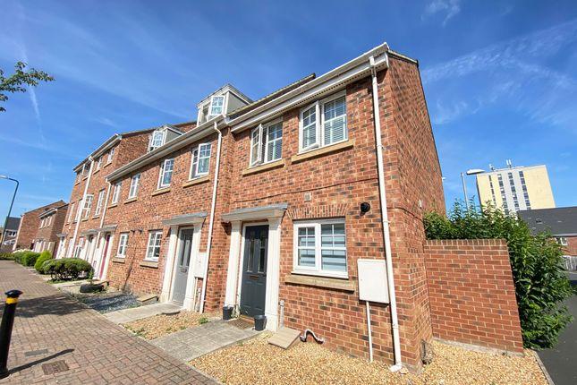 Thumbnail Terraced house for sale in Market Walk, Jarrow