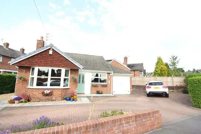 Thumbnail Detached house for sale in Portland Drive, Forsbrook, Stoke-On-Trent