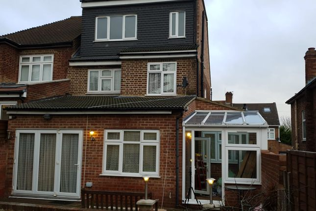 Thumbnail Terraced house to rent in Carnanton Road, London